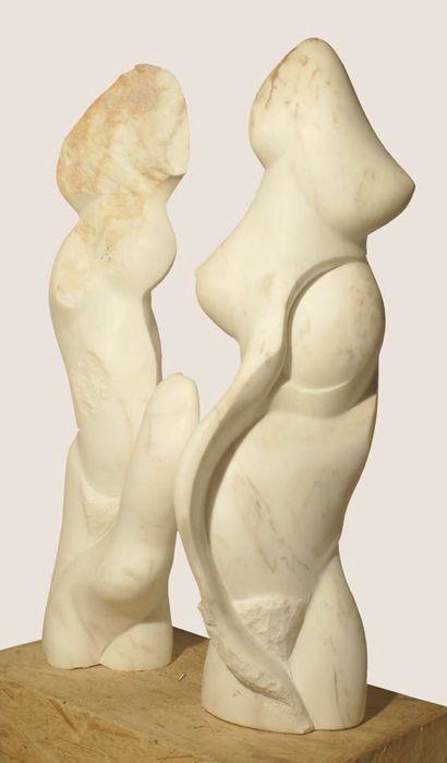 Liebespaar - Galerie Meilenstein