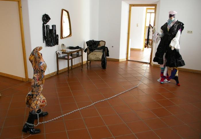 Sexsklave und Domina - Galerie Meilenstein