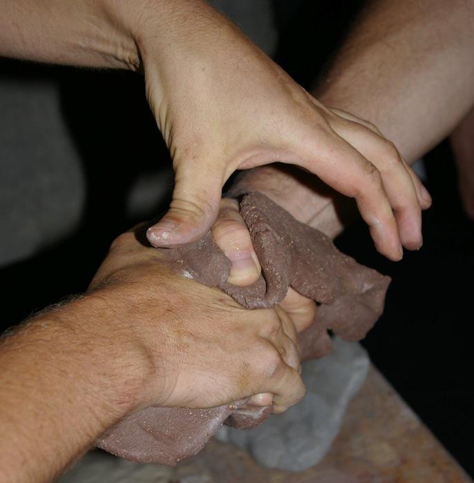 handgreiflich für den Frieden - Bernhard Petz