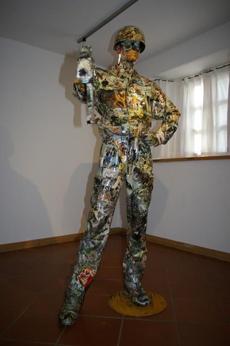 Soldat - Bernhard Petz