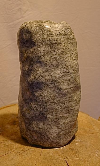 """Abstrakt geometrische Skulptur:""""Zylinder"""" - Bepe' Meilenstein"""