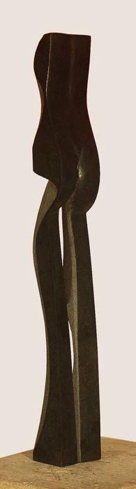 Schwarzes Mädchen - Galerie Meilenstein