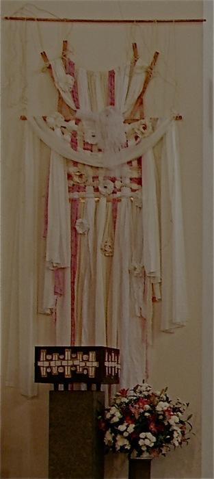 Altarbild Taufkleid - Galerie Meilenstein